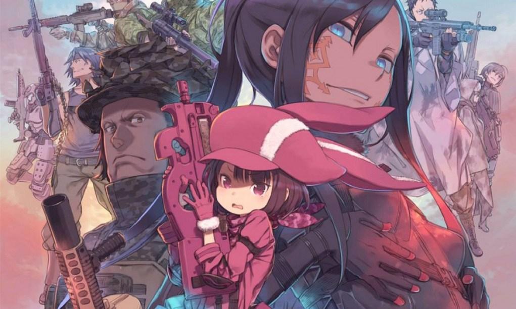 【SAOAGGO】ガンゲイル・オンライン 2期の可能性は?アニメの続きから読むには原作の何巻から??